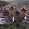 Old bridge in Extremadura