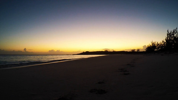 Tropic Of Cancer beach Sunrise