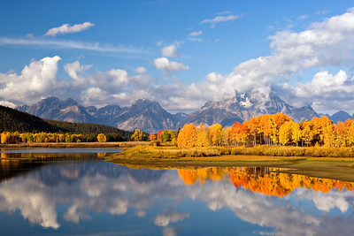 STORM CLEARING AT OXBOW BEND