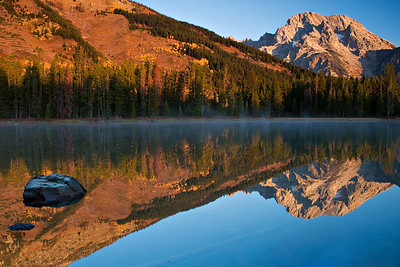 STRING LAKE REFLECTIONS