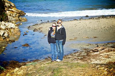 E21G1161 Ana & Riley at Salt Point Park