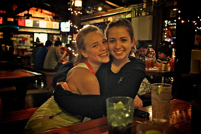 Riley & Kali Half Shell Raw Bar dinner