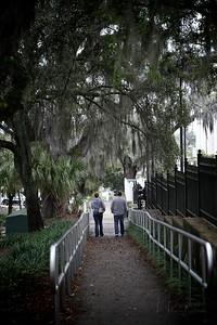 Walking in Tallahassee, FL