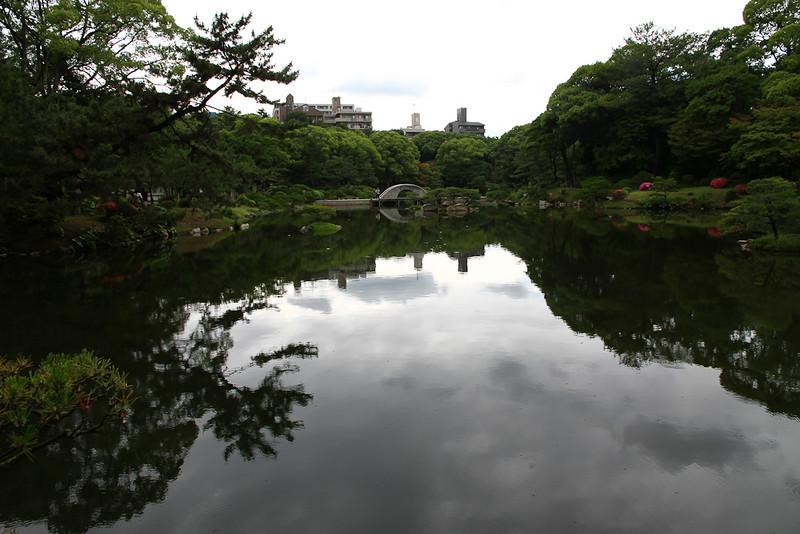 Shukkeien garden in Hiroshima.