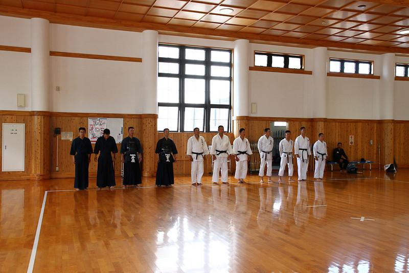 Martial Arts demonstration!