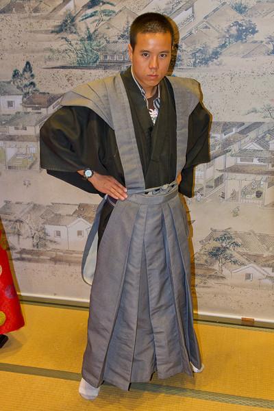 Shogun Tran.