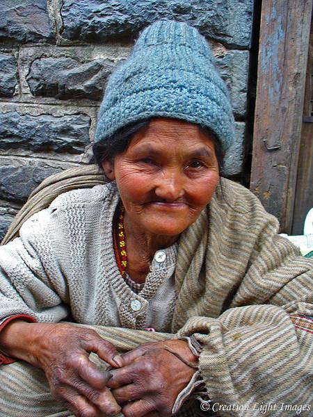 Shimla Lady