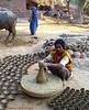 Village Potter, Uttar Pradesh