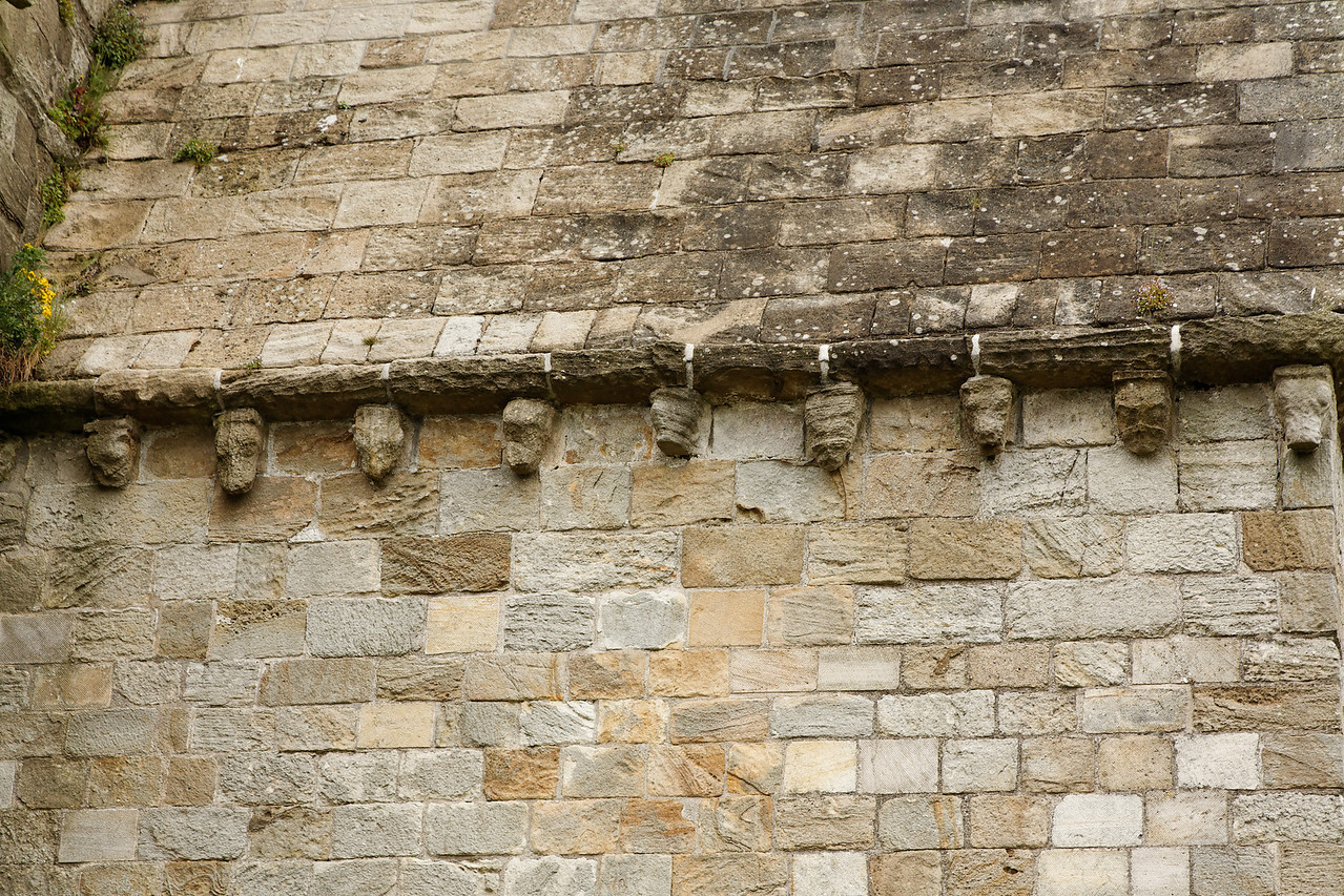 Rock of Cashel (Outside of Cormac's Chapel)