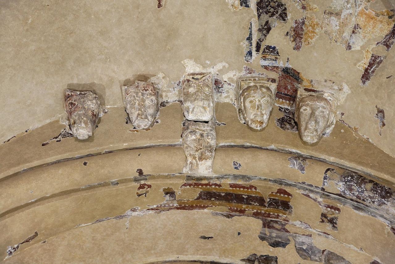 Inside Cormac's Chapel