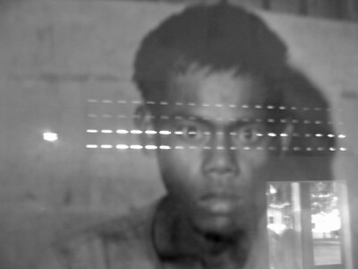 Photos of dead inmates from Toul Sleng Prison Museum in Phnom Phen, Cambodia