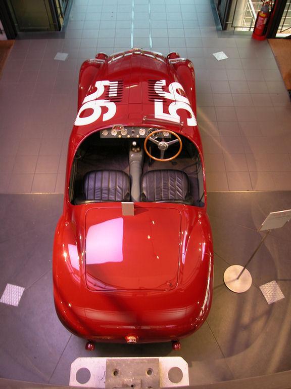 Galleria Ferrari - Maranello