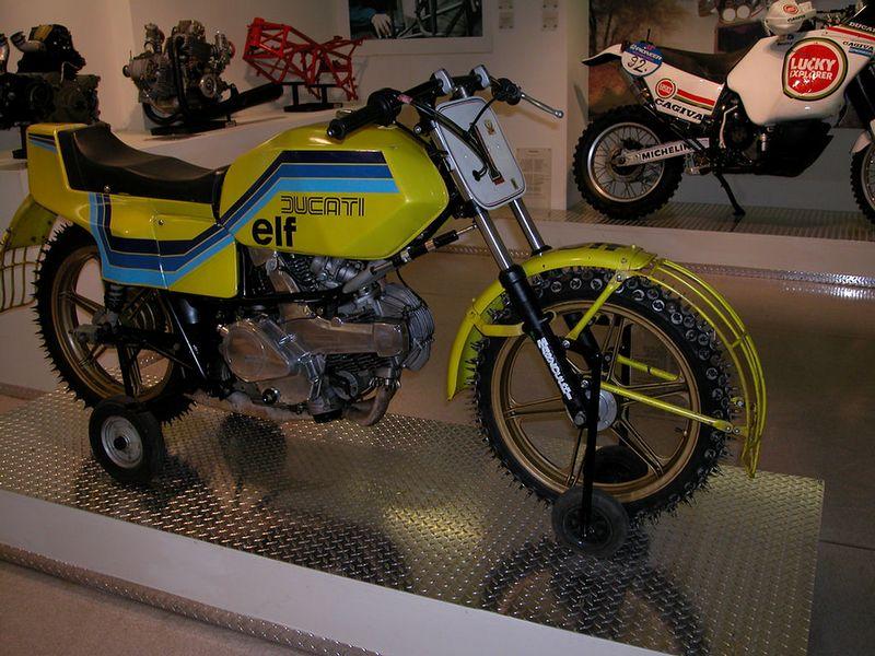 Ducati Museum, Bologna