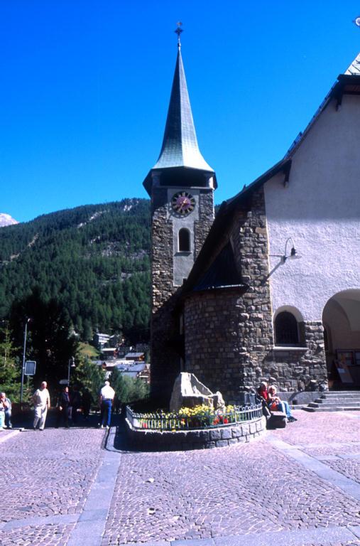 Church in Zermatt
