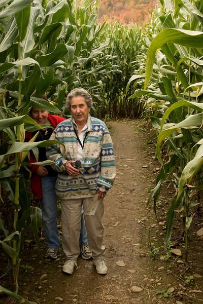 Trouble X 2 brewing in the corn fields!