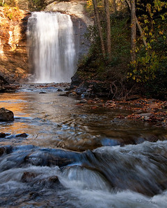 Looking Glass Falls, NC