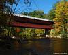 Swift River Bridge - The Eastern side from below