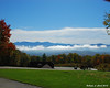 The presidential range to the Southeast