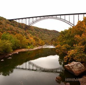 Bridge over New River, WV