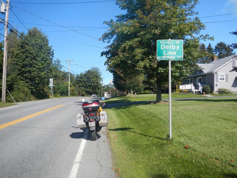 Derby Line, Vermont