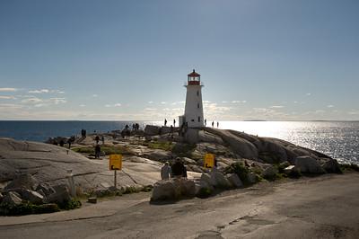 Halifax Nova Scotia (Peggy's Cove) Sept 24