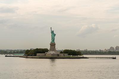 Leaving New York Sept 18