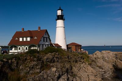 Portland Maine Lighthouses Sept 21