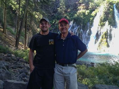 Fall River Fishing Trip - 2014-07-04