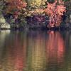 Swan Lake Rockefeller State Park Preserve Pocantico Hills, New York.
