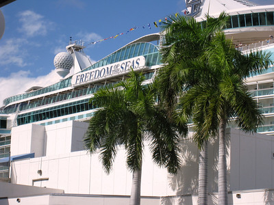 Royal Caribbean-Freedom of the Seas