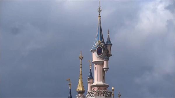 Disneyland Paris - April 2015