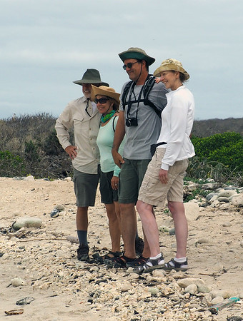 Galapagos Islands, Ocean Spray Shipmates July 2014