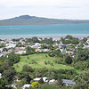 View from Mt. Victoria, Devonport (just outside of Auckland).