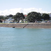 Devonport waterfront.