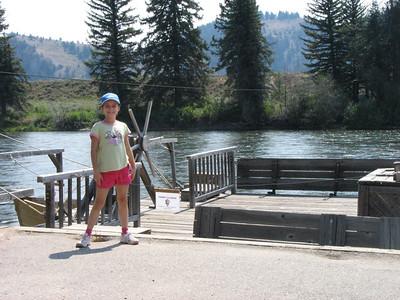 Menors Ferry, Grand Tetons National Park.