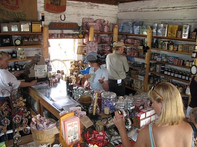 Menors Ferry store, Grand Tetons National Park.