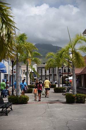 St. Kitts, USVI