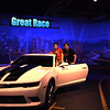 Ethan and Scott in Test track w/ new camaro