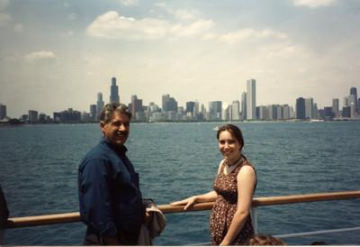 Tom and Tracy Pritchett 5-21-1994