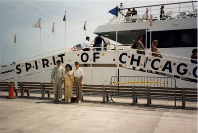 Spirit of Chicago 5-21-1994