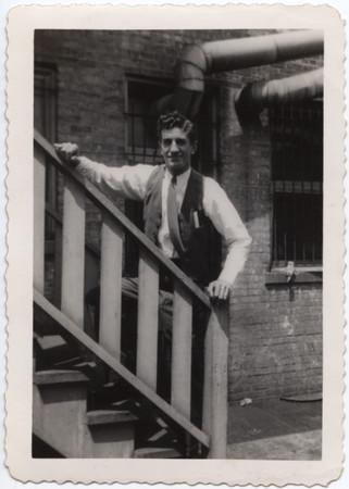 Frank Hajik SR 1946
