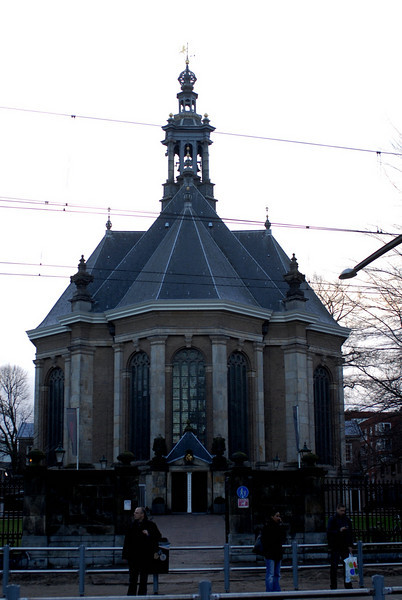 1658 Church in Spui (City Center) Den Hague