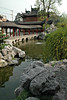The Yu Gardens in the Old Town section of Shanghai, China.