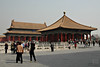 Inside the Forbidden City, Beijing.