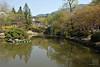 The gardens surrounding the Bulguksa Temple in South Korea.