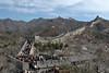 The Great Wall of China at Badaling.