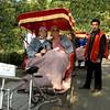 China 145 Julie Larry Rickshaw Ride