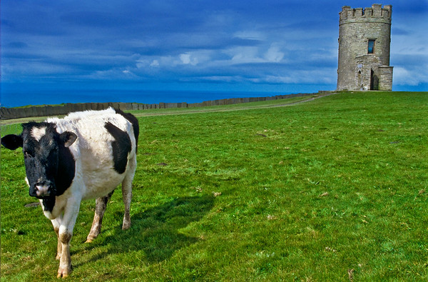 O'Briens Tower-Cliffs of Moher, Ireland