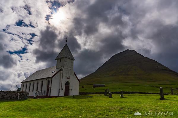 Church in Viðareiði