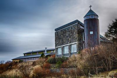 The catholic church Torshavn